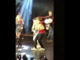 Алла Пугачёва и Максим Галкин на концерте Кристины Орбакайте в Юрмале (21.08.2018)