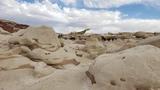 Searching for Petrified Dinosaur Eggs, Bisti, Badlands NM
