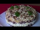 Салат Мужской Каприз, Шикарный салат на праздник
