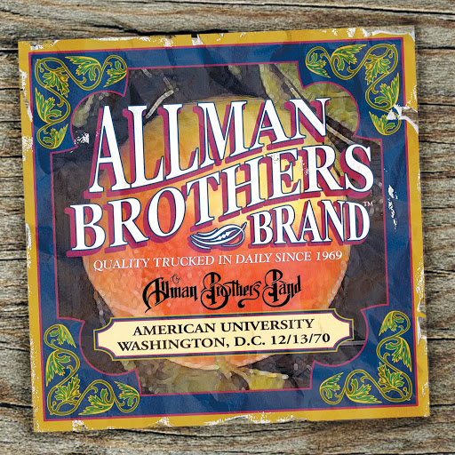 The Allman Brothers Band альбом American University (Washington, D.C. 12/13/70)