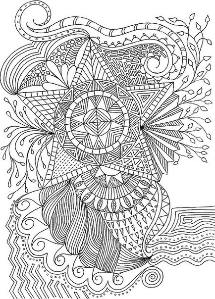 Шаблоны для рисунка на коже