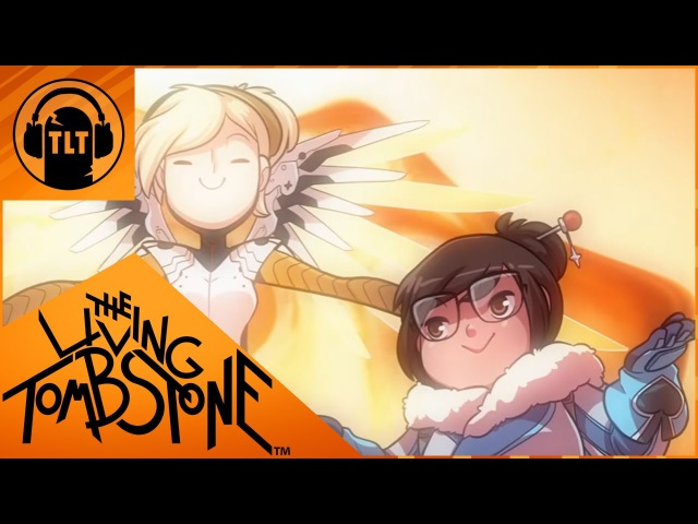 No Mercy Overwatch Original Song by The Living Tombstone Feat BlackGryphon LittleJayneyCakes