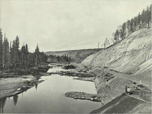 2.Krasnoyarsk 1898 transsiberia Rail road