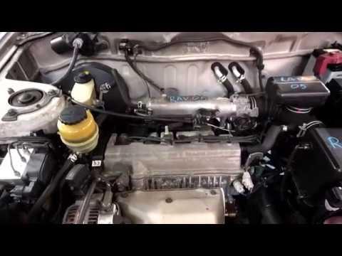Запуск ДВС 3S-FE Toyota RAV4 SXA11 [RAV05]