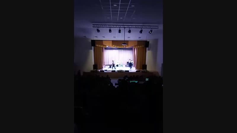 Народный ансамбль Песняры.Концерт г. Брагин