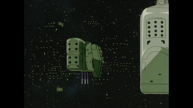 Легенда о героях галактики / Legend of the Galactic Heroes [OVA] 081