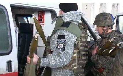 Украинские воины успешно отбили атаки террористов в районе Чернухино и Редкодуба. Враг понес существенные потери, - штаб АТО - Цензор.НЕТ 4825