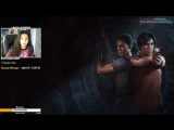 Стрим по Uncharted: The Lost Legacy Прохождение
