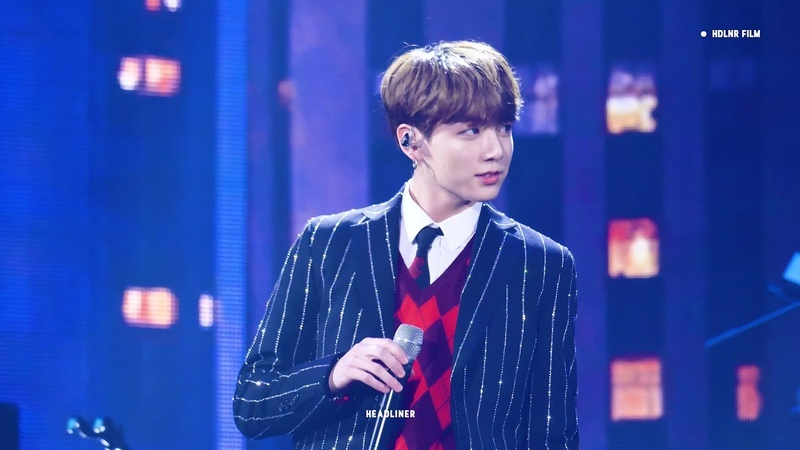 181106 MGA We don't talk anymore with Charlie Puth 방탄소년단 정국 직캠 BTS JUNGKOOK FOCUS FANCAM