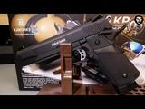 KJW Colt M1911 Hi Capa страйкбольный пистолет с блоубеком (отстрел)
