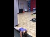 Fitness INTENSIVE в Дубне (9-ая тренировка)