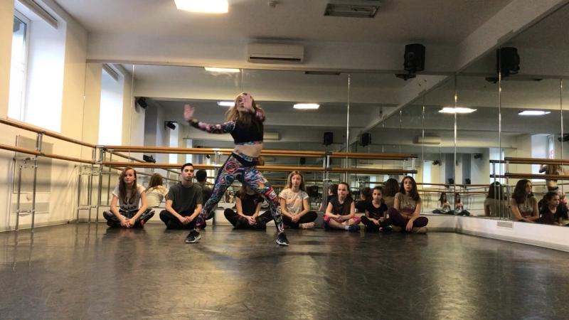 Sveta Hati/ duos dance studio/ dancehall soldier