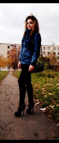 Tatyana Kostiv, 5 ноября 1996, Днепропетровск, id202925342