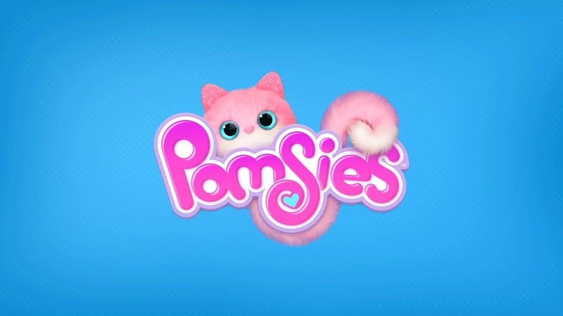 MEET POMSIES: PORTABLE, CUDDLY, INTERACTIVE FRIENDS! | A Toy Insider Play By Play