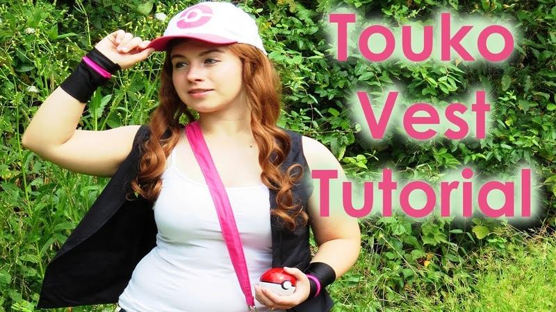 Touko [Pokemon] Cosplay Tutorial Part 4: Vest