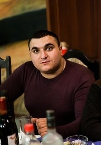 Арам Броян, 30 января 1988, Томск, id163059275