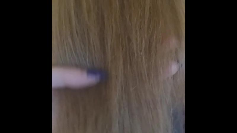 Мягкие шелковистые волосы не одного посеченного волоска🙄 Запись в Туле🤓 по вопросам в лс Или по тел 79207648859 Вика полировк