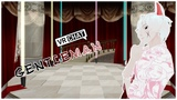 VRChat MMD Dance Psy - GENTLEMAN