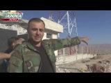 Сирия. АННА Ньюс на позициях САА в Ябруде
