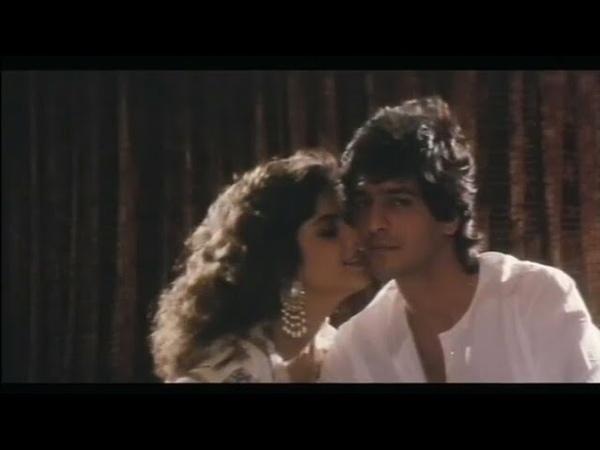 Aaye Raat Bhar Neend Na Aaye_Policewala((1993)) Chunky Pandey_Sonam_Video