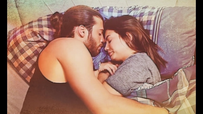 Friends. Right Everything has changed | Sanem and Can Erkenci kus