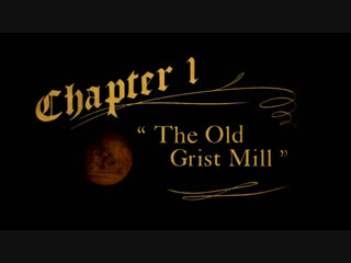 Over the Garden Wall - Chapter 1 The Old Grist Mill (eng sub)