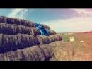 Сено и мы) Давно хотели прыгануть на сено, что получилось смотрим в видео)