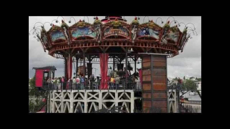 Presentation Le Carrousel des Mondes Marins