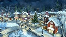 Snow Village 3D Screensaver Live Wallpaper HD