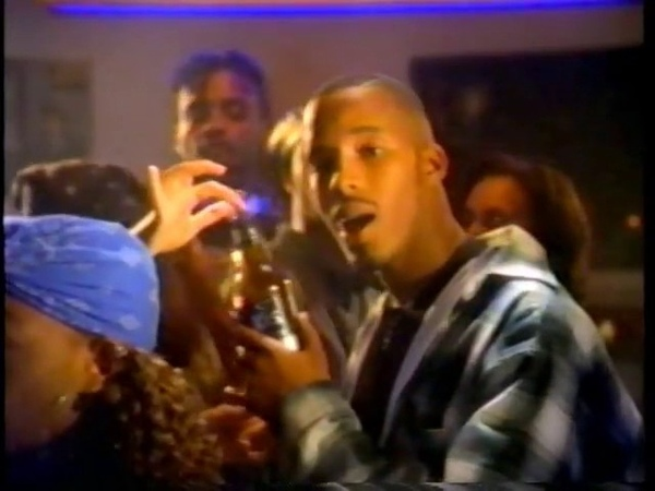 Warren G We Sippin On A Brew St Ides Commercial 1994