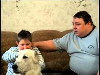 Ералаш. Осторожно, злая собака! (2003 год Выпуск № 167 Сюжет № 1)