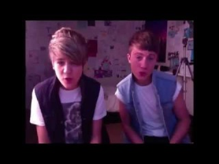 one direction - live while were young - [MUSIC VIDEO] [lip sync] Sam Hall ft Daniel J