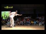 SDK.EUROPE BATTLE 2009 - House Dance - UK vs Tatsuo