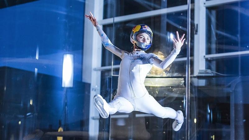 Indoor Skydancing w/ Maja Kuczyńska | Bigger Than the Sky