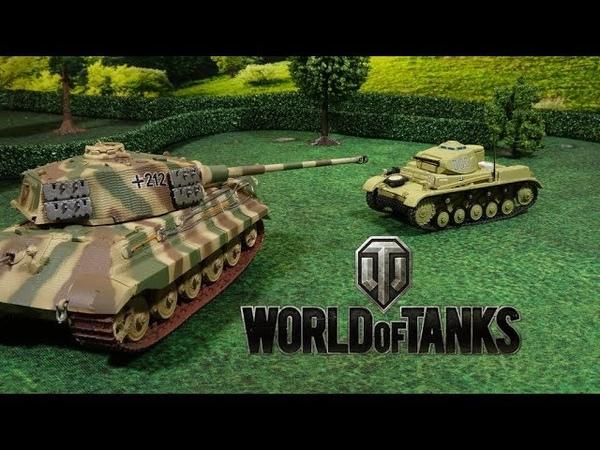 World of Tanks - Begging for Kills