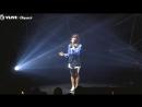 180826 Yehana (PRISTIN) - Flashlight @ Raina x Bumzu concert