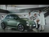 Реклама Fiat 500