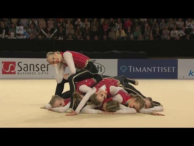 OVO Jr Team FIN Final - AGG World Championships 2017 Helsinki