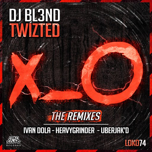 DJ BL3ND альбом Twizted (Remixes)