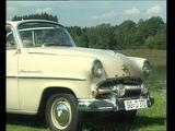 Opel Olympia Rekord Cabrio Limousine 1953