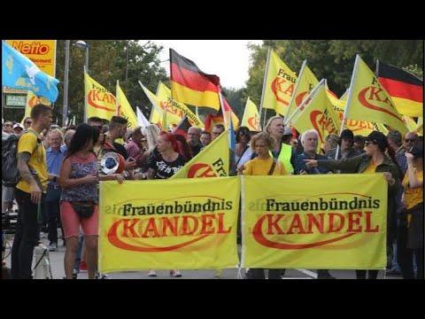 LIVE AUS LANDAU: Sven Liebich beim Frauenbündnis Kandel