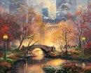 Восхитительные картины, пропитанные солнечным светом и душевным теплом