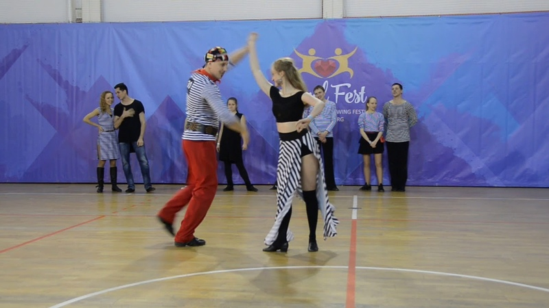 Хастл, Discofox, УралФест 2018, JackPot