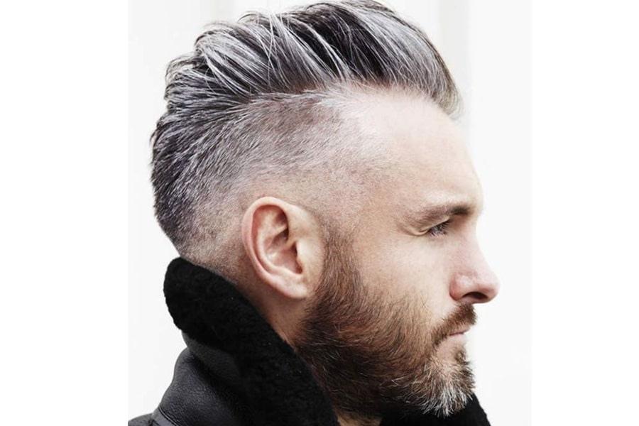 Мужские стрижки на редкие волосы 2019-2020: привлекательно и солидно