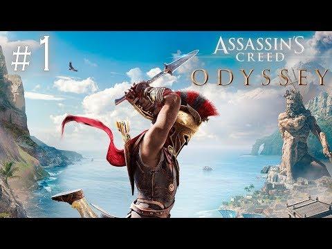 Assassin's Creed Odyssey | 1 СТРИМ - Я ТОЖЕ ОДДЕСИТ! (2K / Ультра / Жесть)
