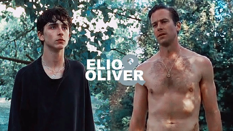 Elio oliver • beautiful mess [call me by your name]