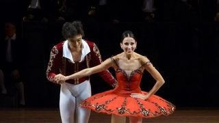 Don Quixote, Viktoria Tereshkina and Kimin Kim, III act. 21 June 2018