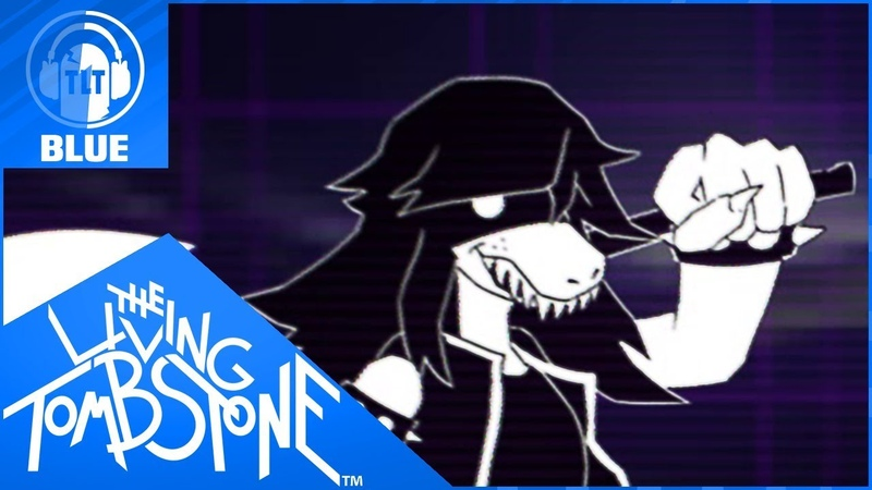 Right Now Deltarune Song The Living Tombstone ft Damsel is Depressed Emi Jones and Sam Haft