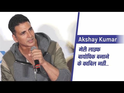Apni Biopic Ke Bare Mein Akshay Kumar Ne Diya Bada Bayan Gold Sanju