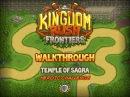 Kingdom Rush Frontiers Walkthrough Temple of Saqra stg11 Heroic Challenge Veteran